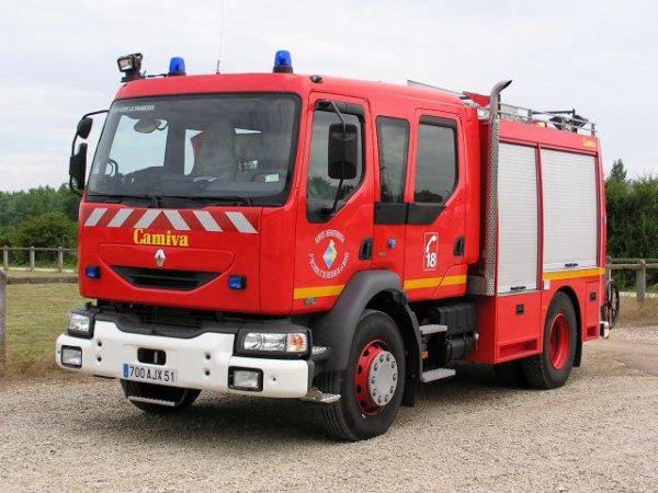 Ancien fpt renault middlum 270dci camiva vitry le francois pompiermarne51 - Garage renault vitry le francois ...